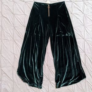 Sweaty Betty Velour Track Pants ☕